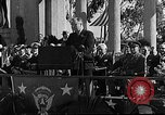 Image of Franklin D Roosevelt San Diego California USA, 1935, second 33 stock footage video 65675043321