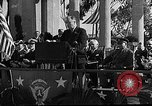 Image of Franklin D Roosevelt San Diego California USA, 1935, second 34 stock footage video 65675043321