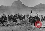 Image of soldiers advance Eritrea, 1935, second 16 stock footage video 65675043327