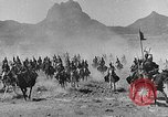 Image of soldiers advance Eritrea, 1935, second 17 stock footage video 65675043327