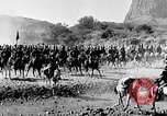 Image of soldiers advance Eritrea, 1935, second 18 stock footage video 65675043327
