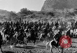 Image of soldiers advance Eritrea, 1935, second 20 stock footage video 65675043327