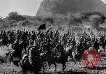 Image of soldiers advance Eritrea, 1935, second 21 stock footage video 65675043327