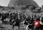 Image of soldiers advance Eritrea, 1935, second 22 stock footage video 65675043327