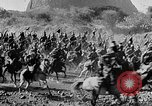 Image of soldiers advance Eritrea, 1935, second 23 stock footage video 65675043327
