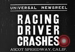 Image of Car Race Los Angeles California USA, 1935, second 1 stock footage video 65675043330