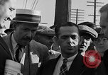 Image of workers end shipyard strike Camden New Jersey USA, 1935, second 13 stock footage video 65675043348