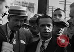 Image of workers end shipyard strike Camden New Jersey USA, 1935, second 17 stock footage video 65675043348