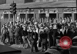 Image of workers end shipyard strike Camden New Jersey USA, 1935, second 31 stock footage video 65675043348