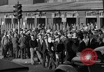Image of workers end shipyard strike Camden New Jersey USA, 1935, second 32 stock footage video 65675043348
