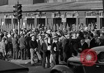 Image of workers end shipyard strike Camden New Jersey USA, 1935, second 33 stock footage video 65675043348