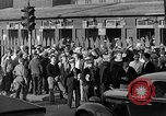 Image of workers end shipyard strike Camden New Jersey USA, 1935, second 34 stock footage video 65675043348