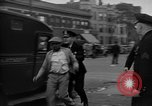 Image of Demonstrators arrested Chicago Illinois USA, 1935, second 19 stock footage video 65675043349