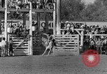 Image of Rodeo show Ellensburg Washington USA, 1935, second 6 stock footage video 65675043350