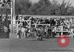 Image of Rodeo show Ellensburg Washington USA, 1935, second 9 stock footage video 65675043350
