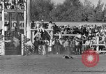 Image of Rodeo show Ellensburg Washington USA, 1935, second 11 stock footage video 65675043350