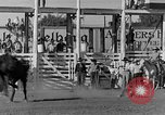 Image of Rodeo show Ellensburg Washington USA, 1935, second 15 stock footage video 65675043350
