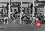 Image of Rodeo show Ellensburg Washington USA, 1935, second 16 stock footage video 65675043350