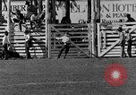 Image of Rodeo show Ellensburg Washington USA, 1935, second 17 stock footage video 65675043350
