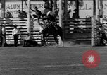 Image of Rodeo show Ellensburg Washington USA, 1935, second 19 stock footage video 65675043350