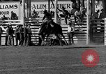 Image of Rodeo show Ellensburg Washington USA, 1935, second 20 stock footage video 65675043350