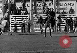 Image of Rodeo show Ellensburg Washington USA, 1935, second 22 stock footage video 65675043350