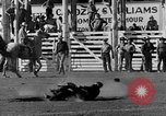Image of Rodeo show Ellensburg Washington USA, 1935, second 25 stock footage video 65675043350