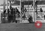 Image of Rodeo show Ellensburg Washington USA, 1935, second 27 stock footage video 65675043350