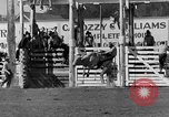 Image of Rodeo show Ellensburg Washington USA, 1935, second 28 stock footage video 65675043350