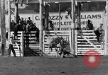 Image of Rodeo show Ellensburg Washington USA, 1935, second 29 stock footage video 65675043350