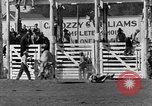 Image of Rodeo show Ellensburg Washington USA, 1935, second 30 stock footage video 65675043350