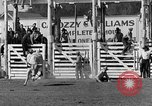 Image of Rodeo show Ellensburg Washington USA, 1935, second 31 stock footage video 65675043350