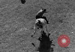 Image of Rodeo show Ellensburg Washington USA, 1935, second 34 stock footage video 65675043350