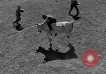 Image of Rodeo show Ellensburg Washington USA, 1935, second 35 stock footage video 65675043350