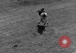 Image of Rodeo show Ellensburg Washington USA, 1935, second 37 stock footage video 65675043350