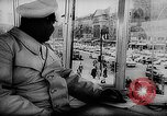 Image of Reconstruction and prosperity in west Berlin while east Berlin struggl Berlin Germany, 1958, second 10 stock footage video 65675043357
