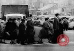 Image of Reconstruction and prosperity in west Berlin while east Berlin struggl Berlin Germany, 1958, second 13 stock footage video 65675043357