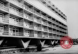 Image of Reconstruction and prosperity in west Berlin while east Berlin struggl Berlin Germany, 1958, second 30 stock footage video 65675043357