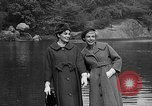 Image of Fashion show New York United States USA, 1958, second 28 stock footage video 65675043360
