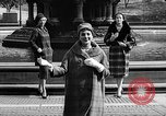 Image of Fashion show New York United States USA, 1958, second 56 stock footage video 65675043360