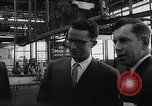 Image of King Baudouin Detroit Michigan USA, 1959, second 27 stock footage video 65675043373