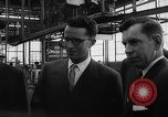 Image of King Baudouin Detroit Michigan USA, 1959, second 29 stock footage video 65675043373