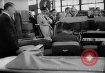Image of King Baudouin Detroit Michigan USA, 1959, second 31 stock footage video 65675043373