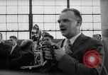 Image of King Baudouin Detroit Michigan USA, 1959, second 39 stock footage video 65675043373