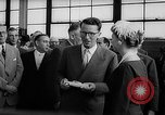 Image of King Baudouin Detroit Michigan USA, 1959, second 42 stock footage video 65675043373