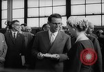 Image of King Baudouin Detroit Michigan USA, 1959, second 43 stock footage video 65675043373