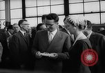 Image of King Baudouin Detroit Michigan USA, 1959, second 44 stock footage video 65675043373