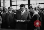 Image of King Baudouin Detroit Michigan USA, 1959, second 45 stock footage video 65675043373
