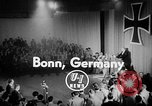 Image of New German Army Bonn Germany, 1955, second 7 stock footage video 65675043379