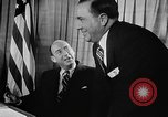 Image of Adlai Stevenson Chicago Illinois USA, 1955, second 11 stock footage video 65675043380
